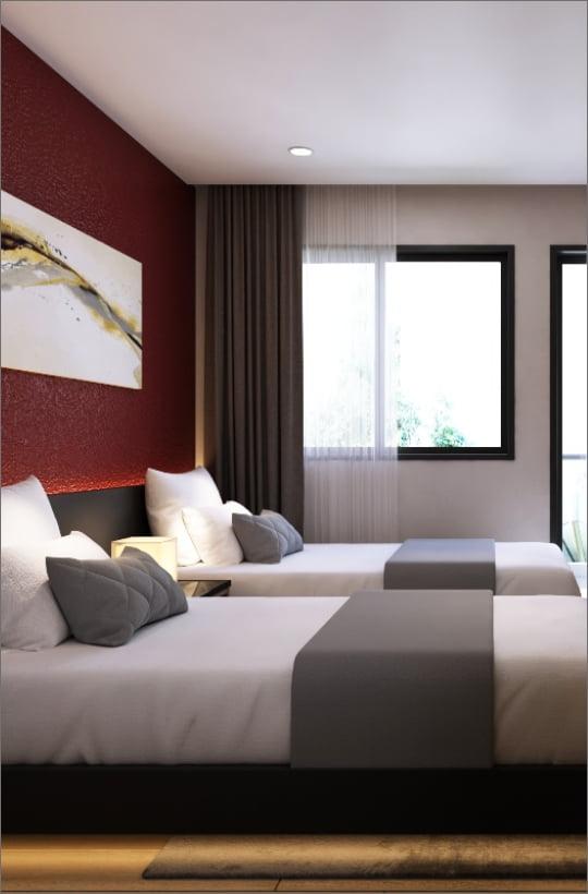 Akane Villa 02 Phòng Ngủ