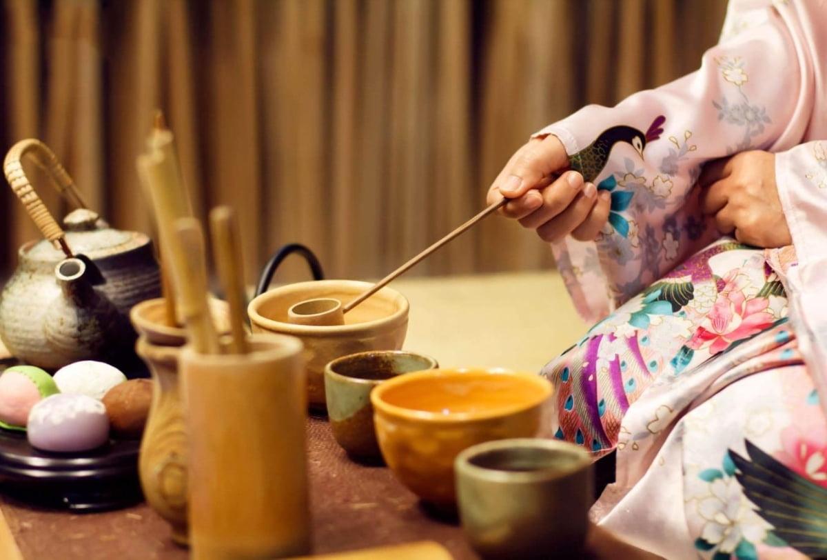 Tắm cho đúng cách – Ăn cho tròn vị <br/> Trải nghiệm một ngày sống như người Nhật