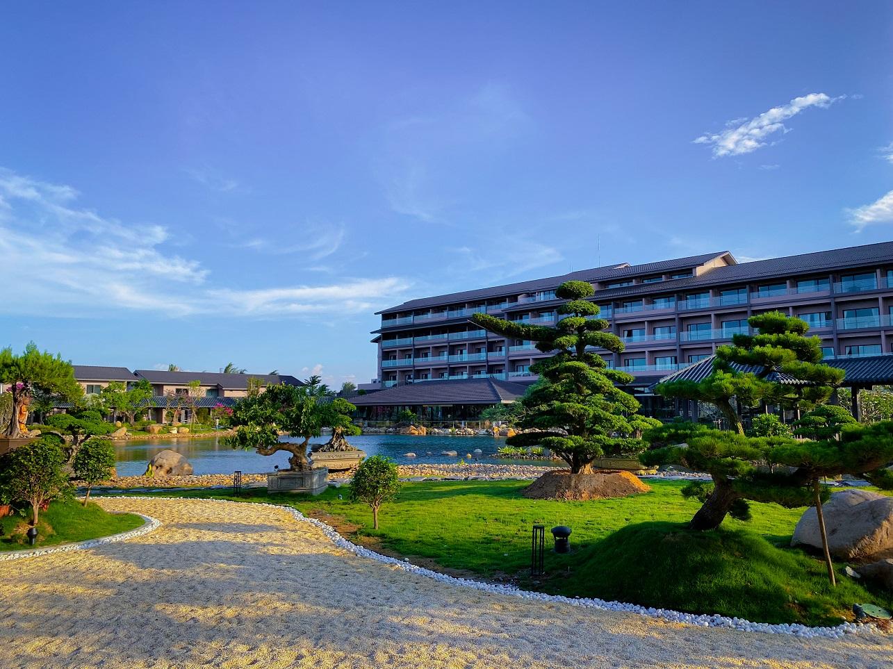 Dấu ấn triết lý sống người Nhật qua vẻ đẹp tại Kawara My An Onsen Resort